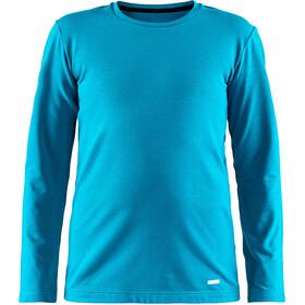 Craft Essential - T-shirt manches longues Enfant - bleu